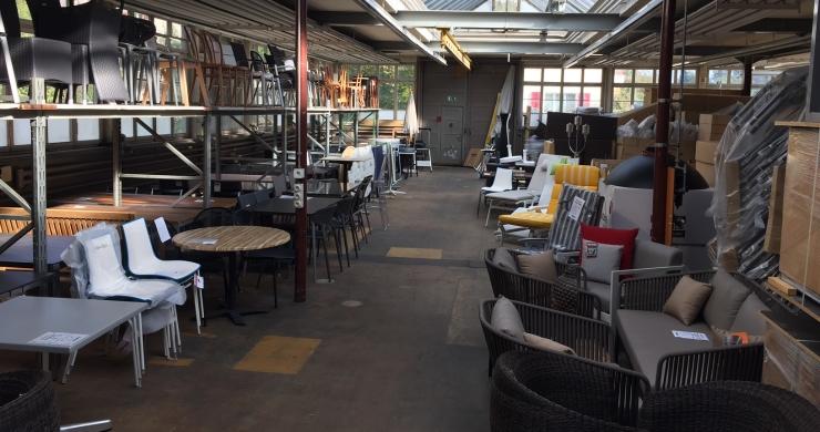 Neues Gartenmöbel-Outlet in Effretikon - Mazuvo Gartenmöbel