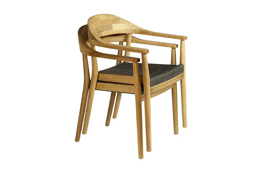 copenhagen sessel mit armlehne teak mazuvo gartenm bel. Black Bedroom Furniture Sets. Home Design Ideas