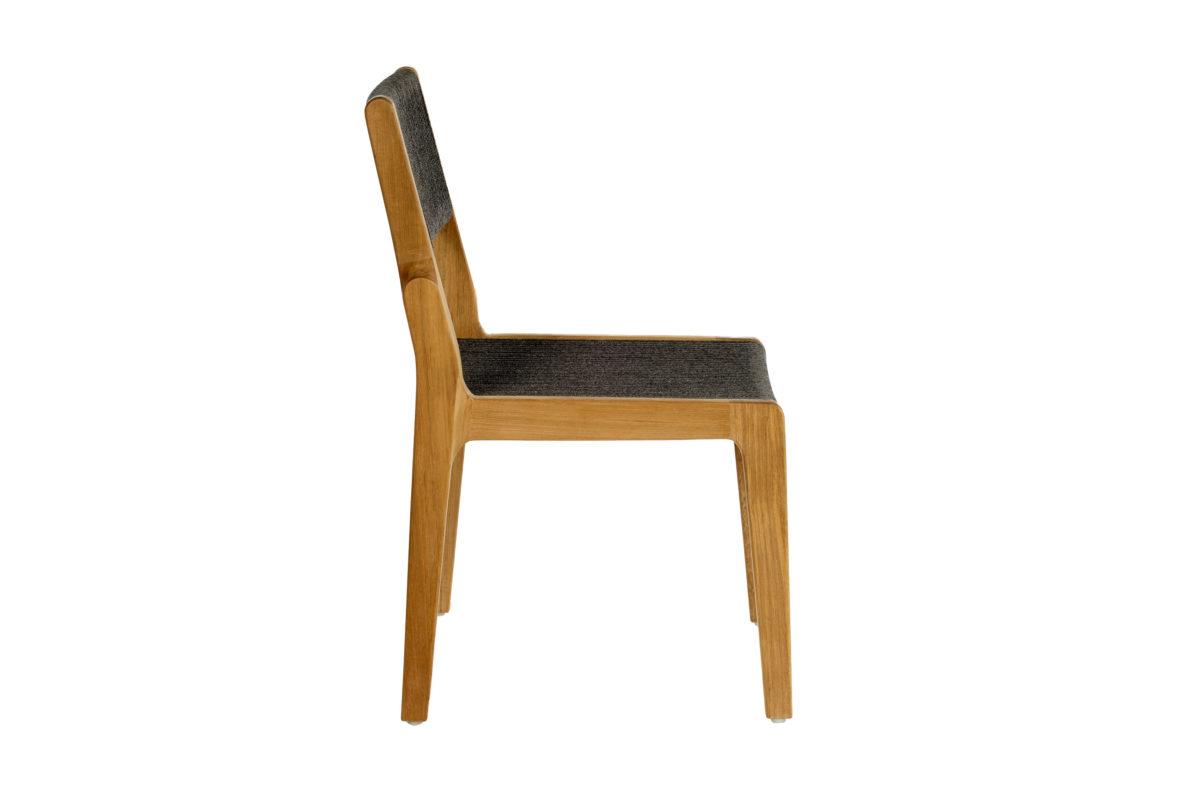 skagen stuhl ohne armlehne teak schnur mazuvo gartenm bel. Black Bedroom Furniture Sets. Home Design Ideas