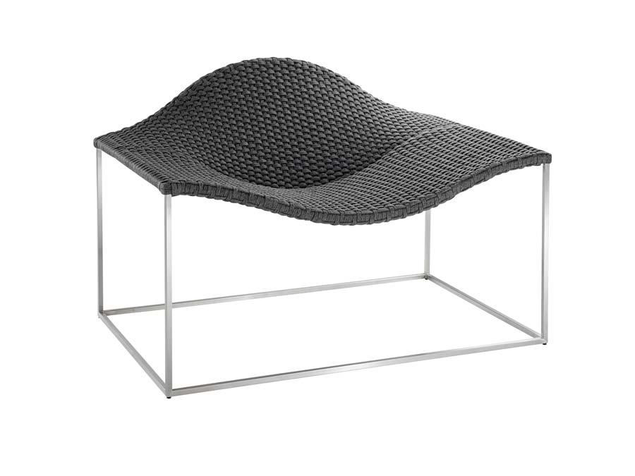Wave Lounge Sessel - Mazuvo Gartenmöbel